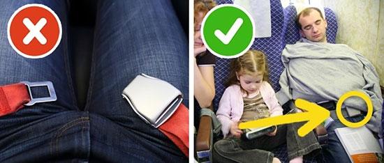 توصیه هایی برای داشتن خوابی راحت در سفر با هواپیما