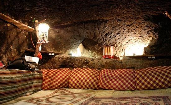با زیباترین خانههای صخرهای جهان آشنا شوید