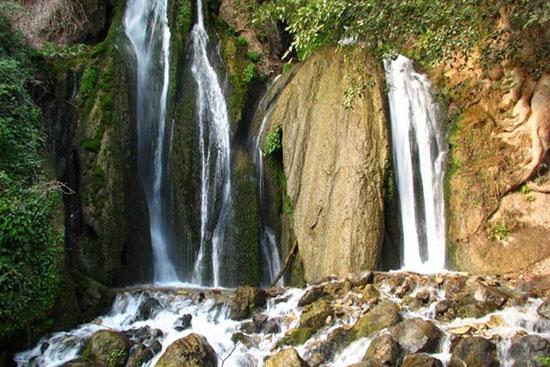 سفر به آبشارهای خروشان لرستان (یکشنبه)