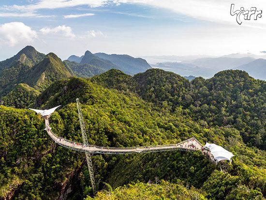 بهترین مکان ها برای مسافرت تابستانی در آسیا