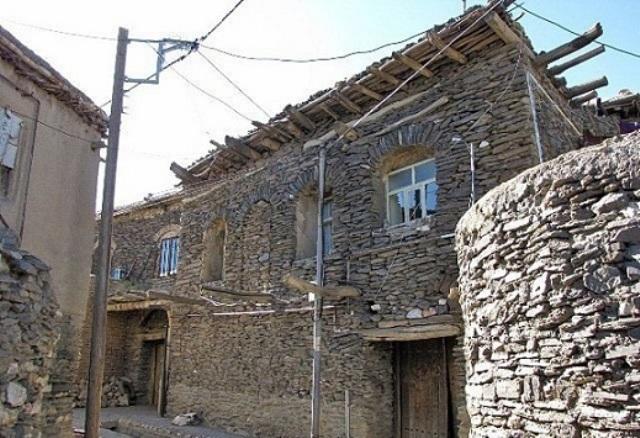 روستای ورکانه در همدان