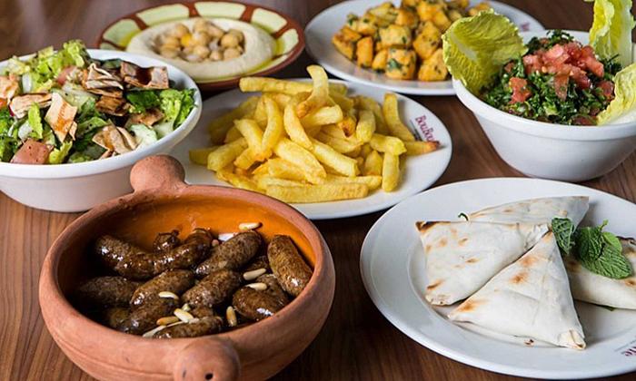 رستوران در سفر ارزان به دبی