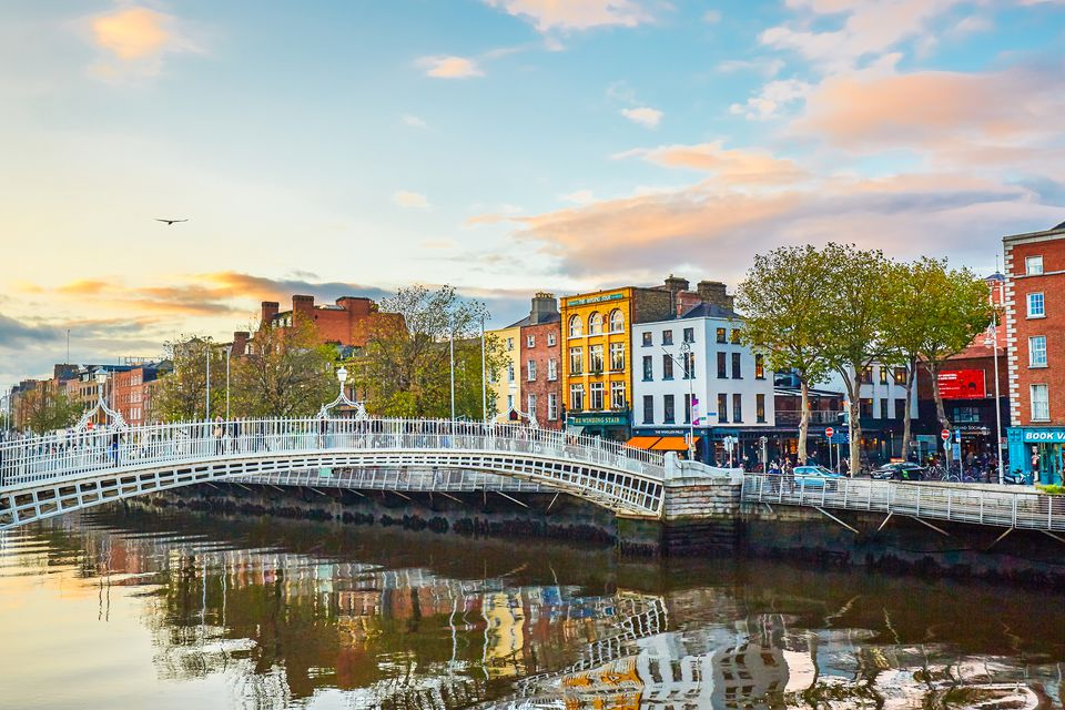 بازدید از دوبلین با هزینه ای کم 1