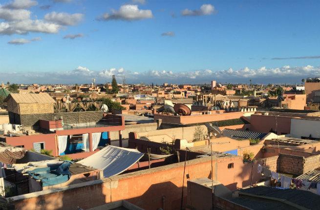3 روز در شهر مراکش 4