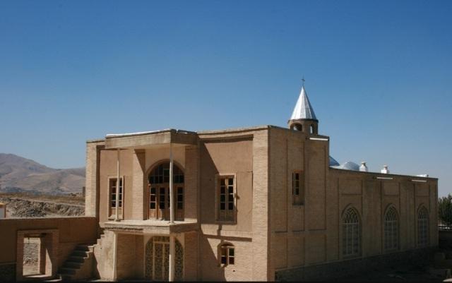 کلیسای آنجلی همدان