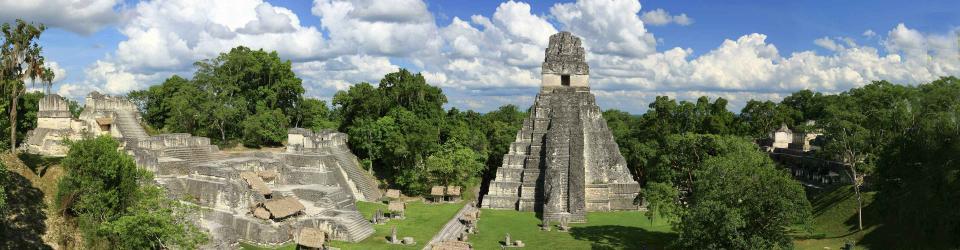راهنمای سفر به آمریکای مرکزی