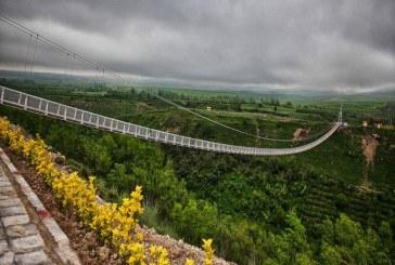 معرفی هیجان انگیزترین پل های معلق ایران