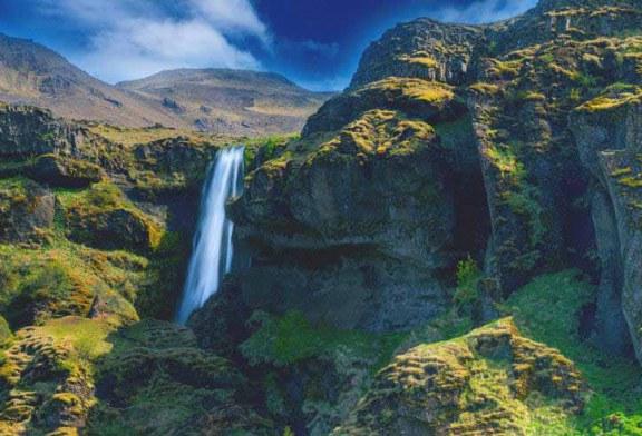 آبشارهای جذاب و دیدنی در اروپا