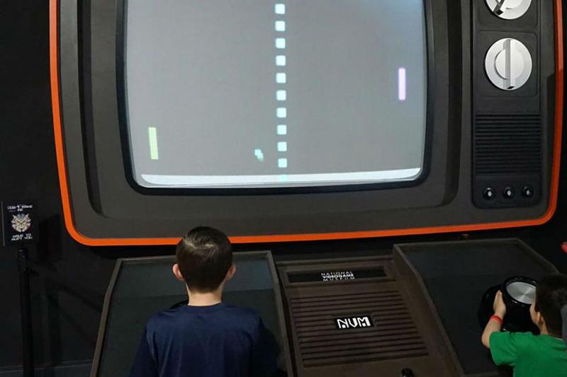 موزه ملی بازیهای ویدیویی