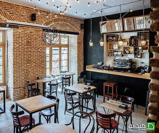 ۱۰ کافه بی نظیر در دل خانه های قدیمی تهران!