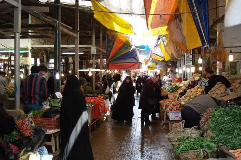 بازار لاهیجان