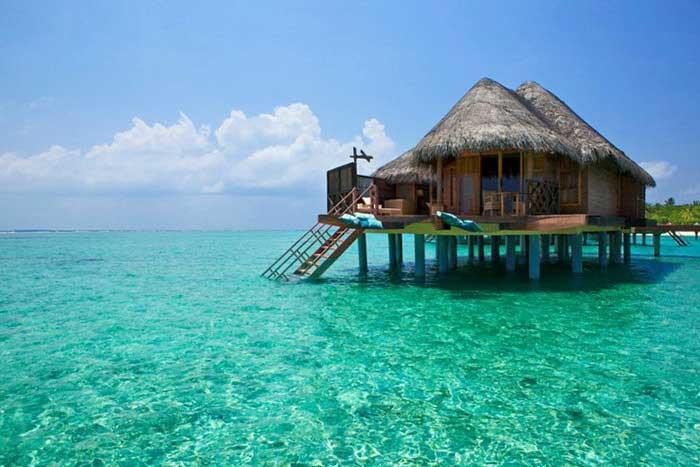 خطرناک ترین جاذبه های گردشگری دنیا,مالدیو
