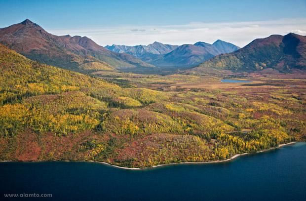 جاذبه های گردشگری کمتر دیده شده و آرام,Gates-of-the-Arctic-National-Park-Alaska