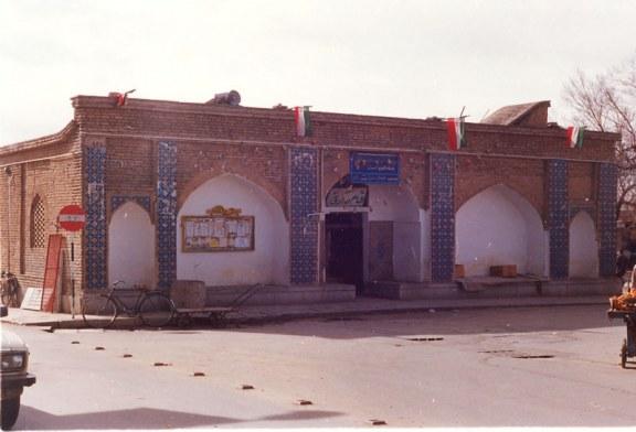 مسجد اتابکان، کهن ترین اثر تاریخی شهرکرد