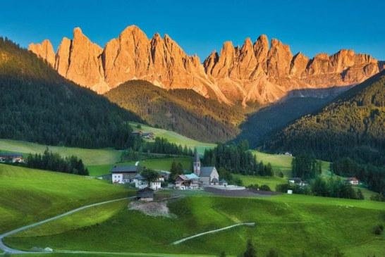مقاصد جدید تعطیلات؛ ۲۰ دریاچه و کوهستان اروپایی