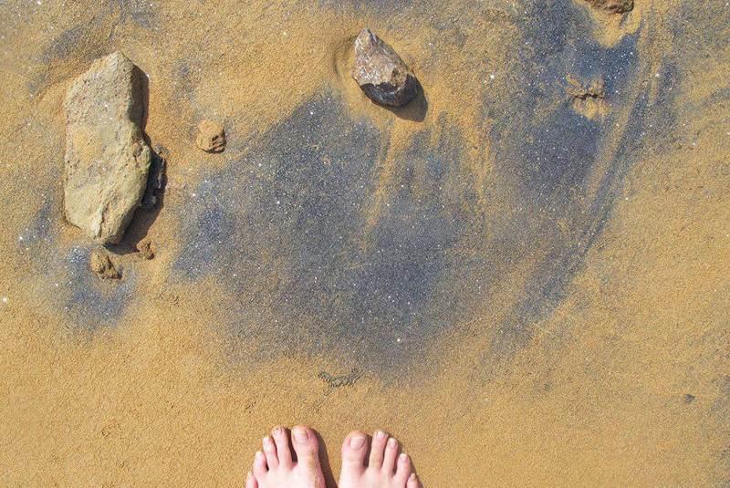 ساحل سرخ هرمز