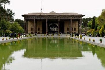 عمارت چهلستون اصفهان، مبارکترین بنای تاریخی دنیا