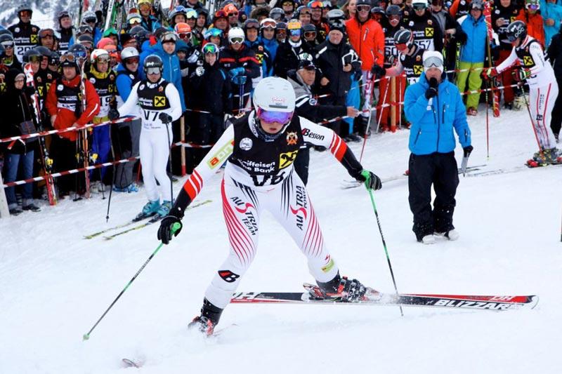 هیجان انگیزترین مسابقات اسکی