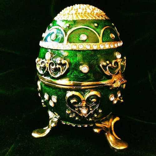 تخم مرغ عید پاک,سوغاتی روسیه