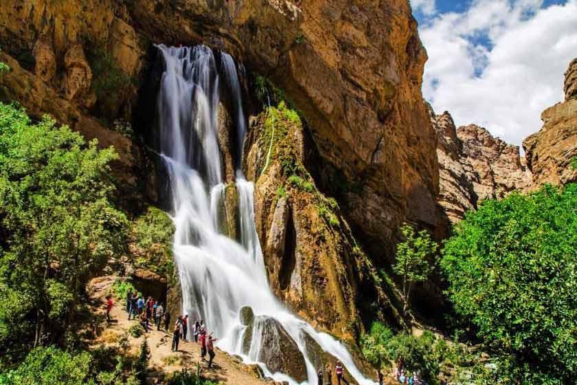آبشار سفید