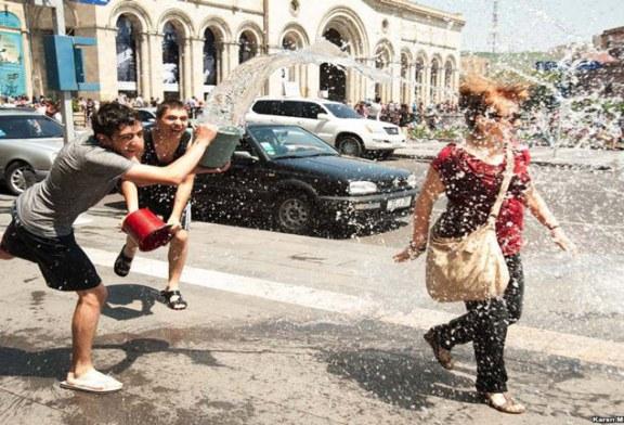 جشنواره وارداوار ارمنستان