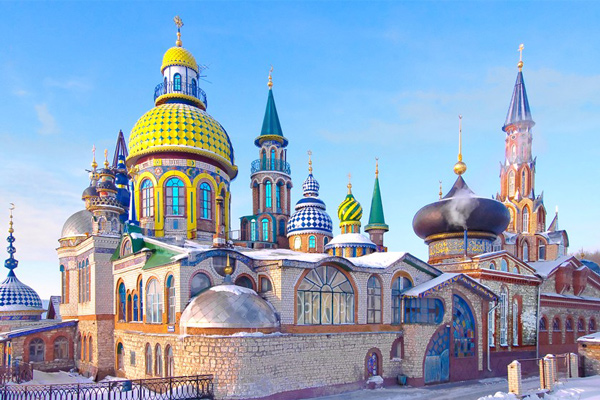 جاذبههای گردشگری روسیه