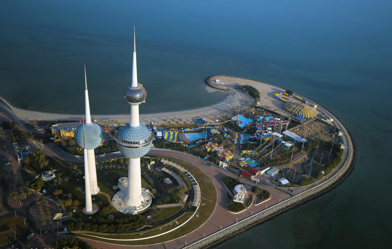 برج های کویت