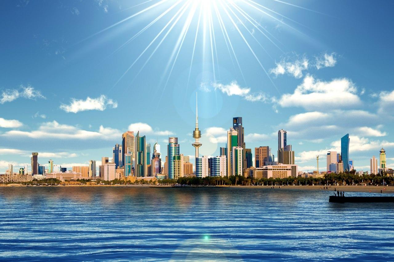کشور مرفه کویت