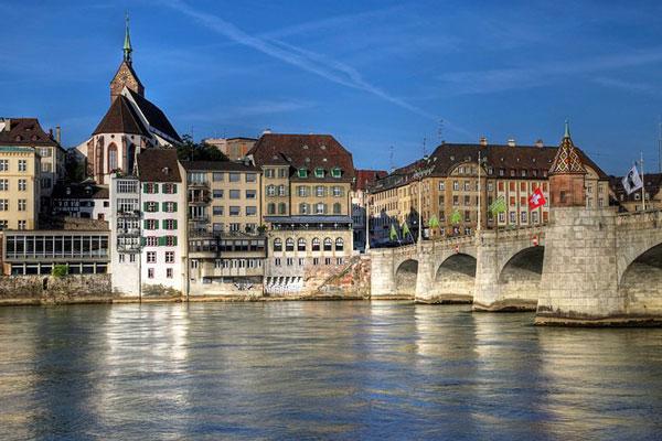جاذبه های گردشگری سوئیس