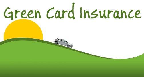 بیمه کارت سبز