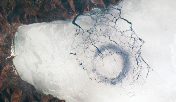 دریاچه متان