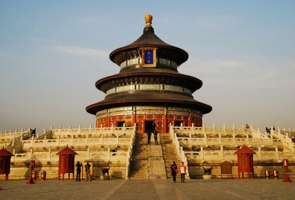 تصاویر خیره کننده از معابد بوداییان چین