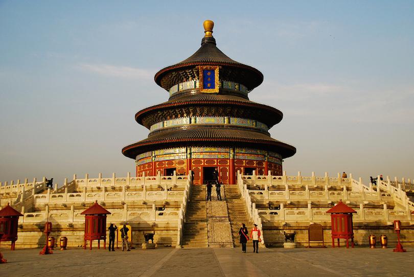 معابد بوداییان چین
