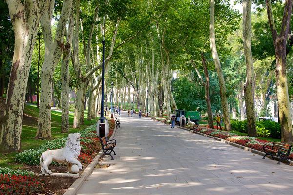 پارک های دیدنی استانبول