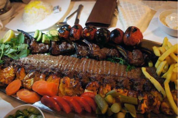 رستوران های لاکچری تهران