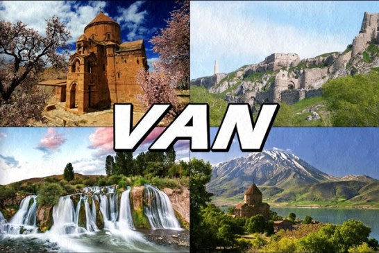 معرفی شهر وان ترکیه