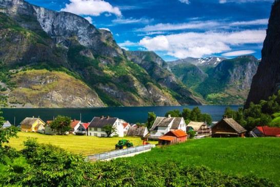 زیباییهای کشور نروژ
