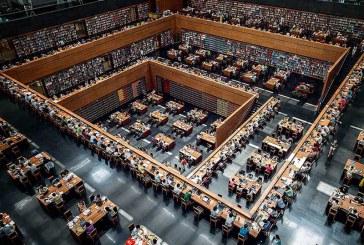 ۸ کتابخانههای زیبای دنیا