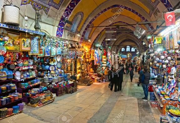 آشنایی با بازار بزرگ استانبول