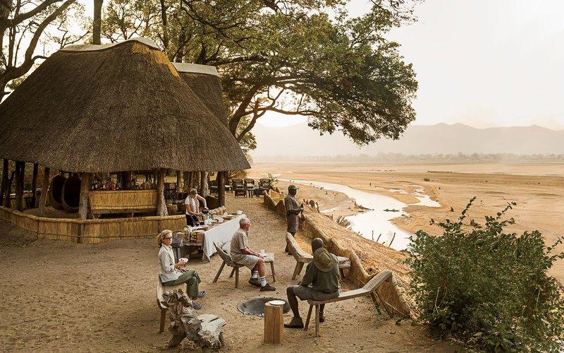 سافاری در زامبیا