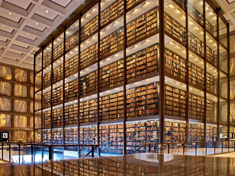 کتابخانههای زیبای دنیا
