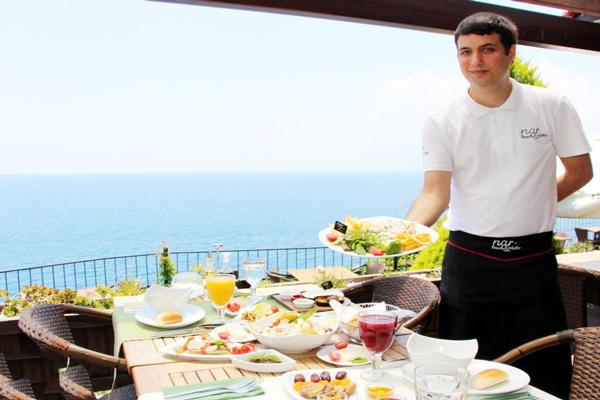 قیمت غذا در رستوران های ترکیه