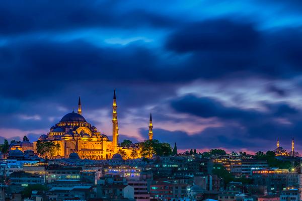 استانبول در صدر برترین مناطق گردشگری دنیا