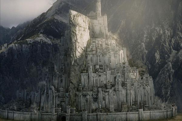 ساخت شهر ارباب حلقهها