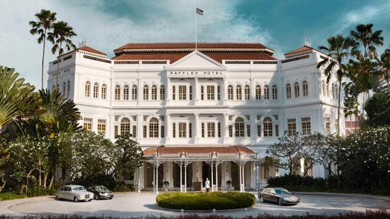 هتل رافل سنگاپور