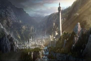 ساخت شهر افسانهای فیلم ارباب حلقهها در دنیای واقعی + تصاویر