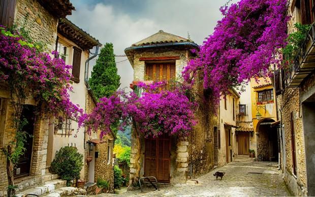 روستاهای تخیلی و زیبا