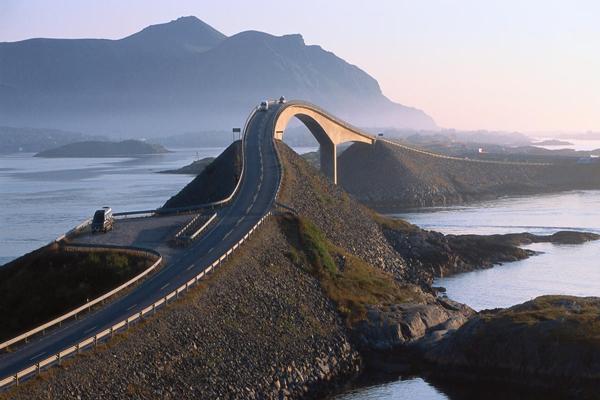 زیباترین جاده های اروپا