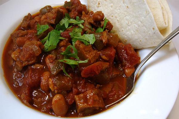 غذای مشهور هندی