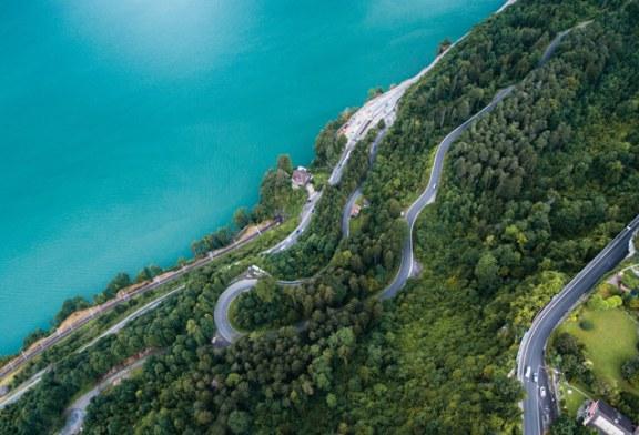 زیباترین جاده های اروپا، چشم اندازهای شگفت انگیز